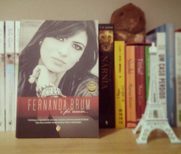 E Foi Assim Fernanda Brum Meus Livros