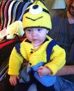 Despicable Me Minion Baby Costume