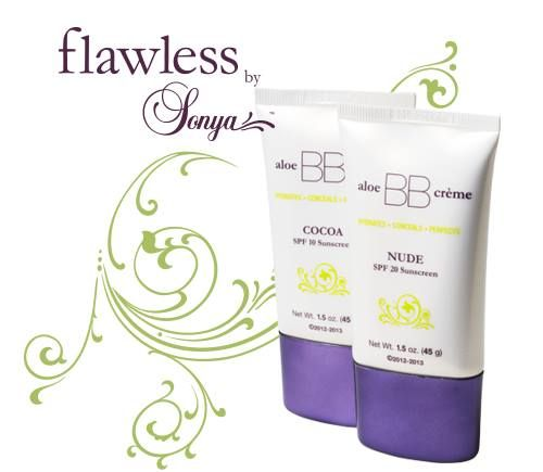 The Aloe BB Creme, very popular, shop online at www