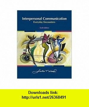 Encounters everyday pdf communication interpersonal
