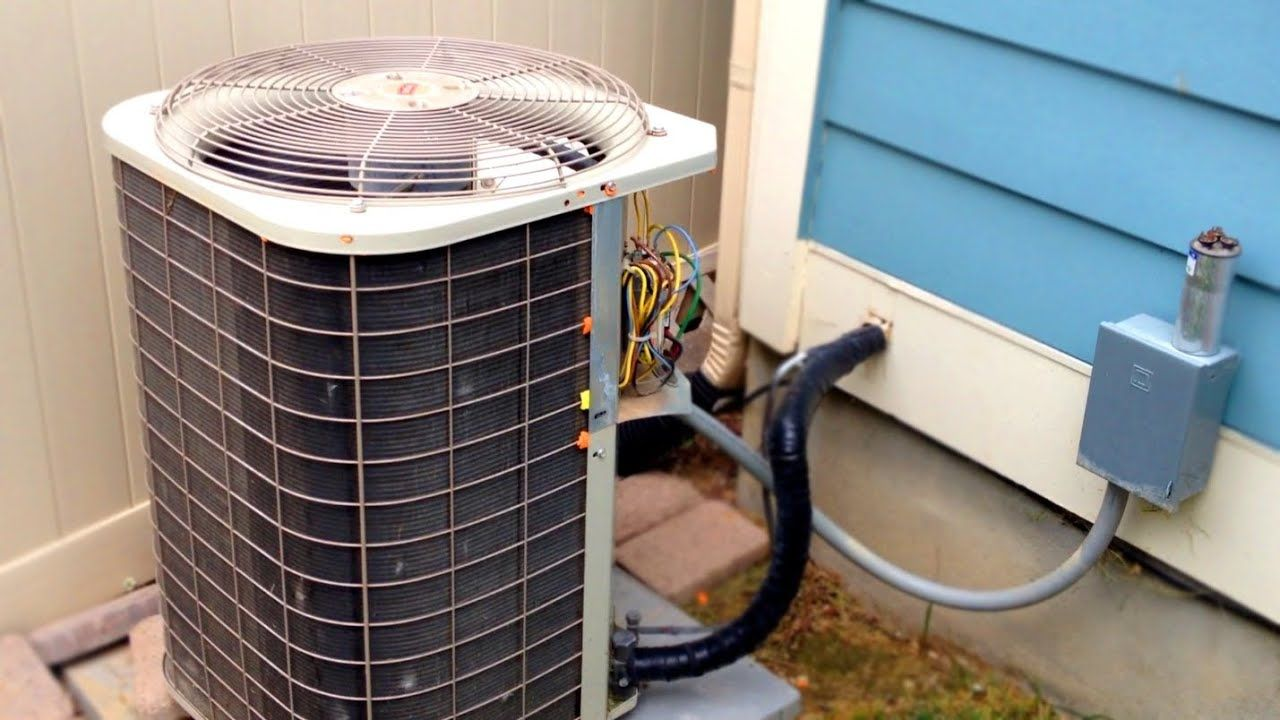 The Best Hvac Outside Unit Fan Not Running And Description