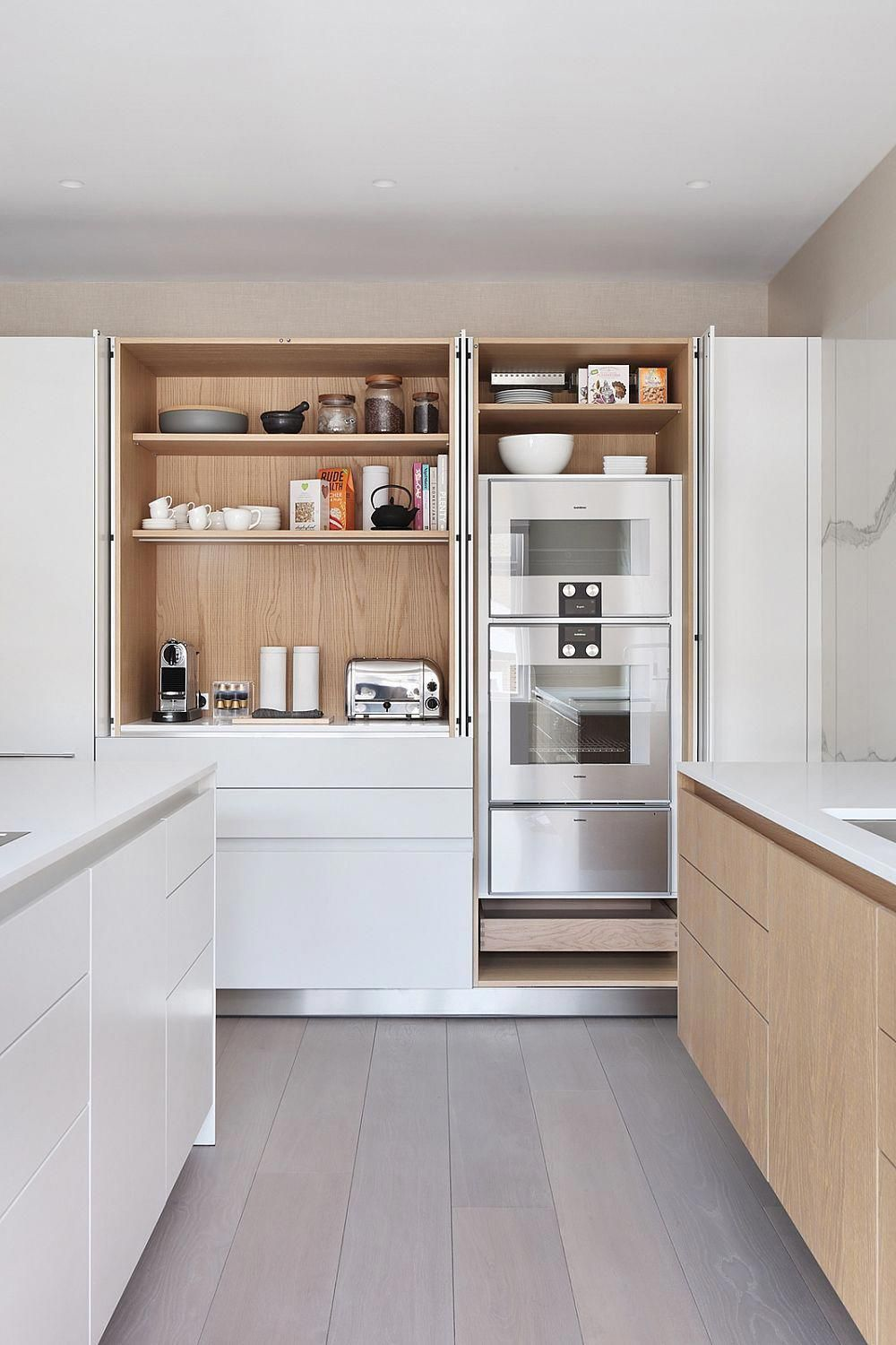 Connected kitchens: when home automation comes into the kitchen in