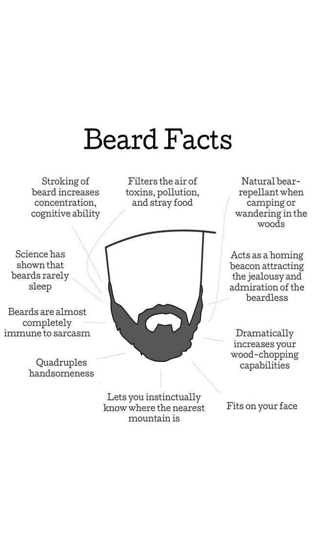 Beard Facts   Beard facts Beard life Beard