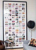Framed Instagram Collage