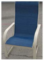 Outdoor Sling Chair Outdoor Sling Chair Patio Repair Patio Chairs