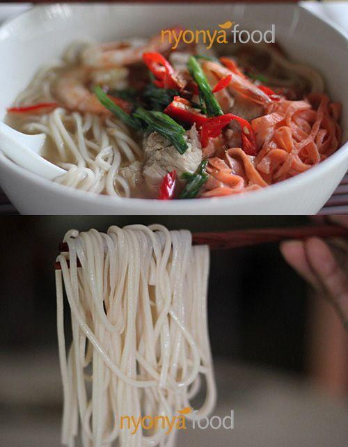 Nyonya Lam Mee Recipe   Easy Asian Recipes   rasamalaysia.com