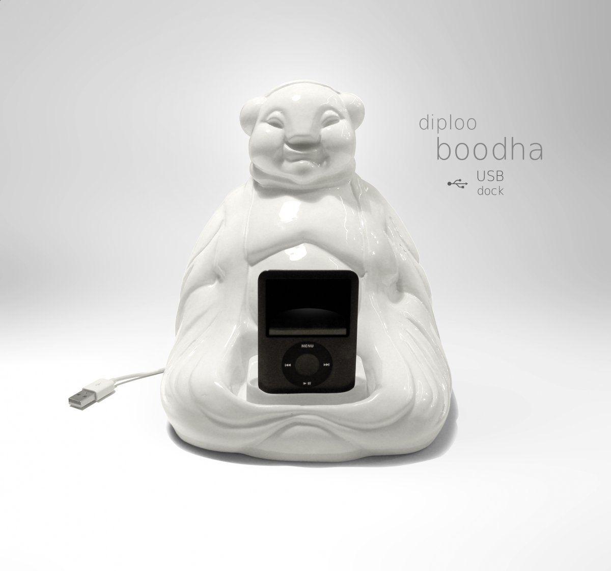 Buddha USB Dock