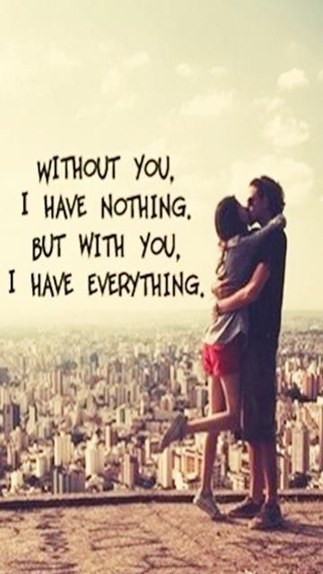 Without You I M Nothingi Agree With Some Of This Im Not Nothing