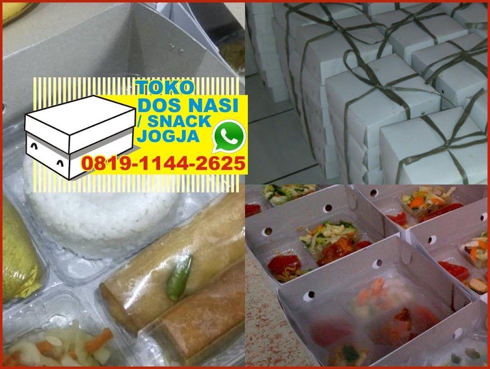 Model Dus Snack Box Nasi Bento Kotak Snack Putih Harga Kardus