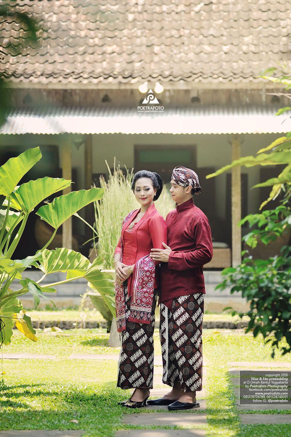 Prewedding Jawa Romantis Unik 17 Foto Prewed Adat Jawa Outdoor Indoor D Omah Jogja Nesa Eko Foto Perkawinan Pose Perkawinan Fotografer