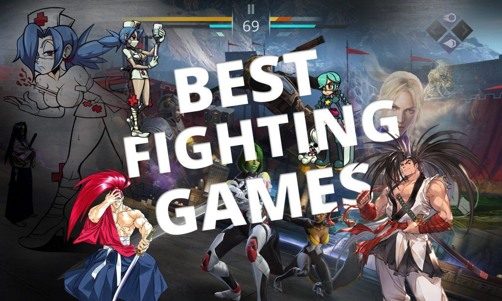 Best Fighting Games On Android The Way Of The Warrior Fighting