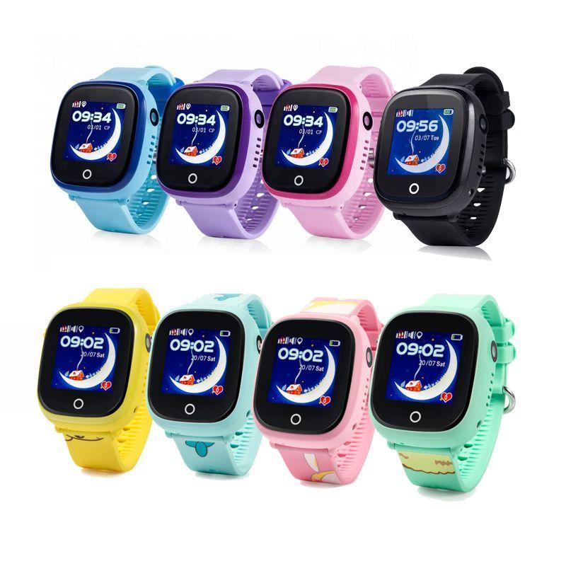 Đồng hồ trẻ em Wonlex GW400X với màu sắc đáng yêu, nổi bật