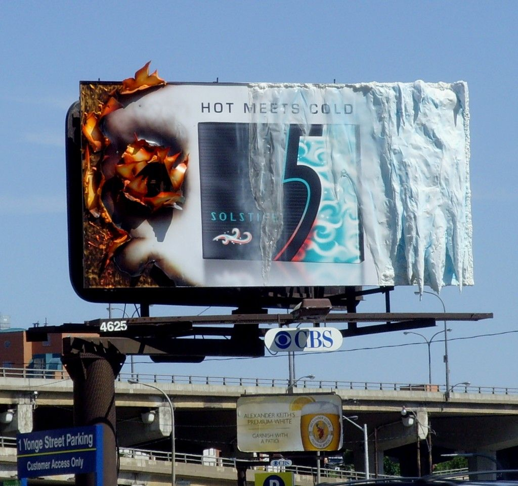 large format printers can even print sweet billboards