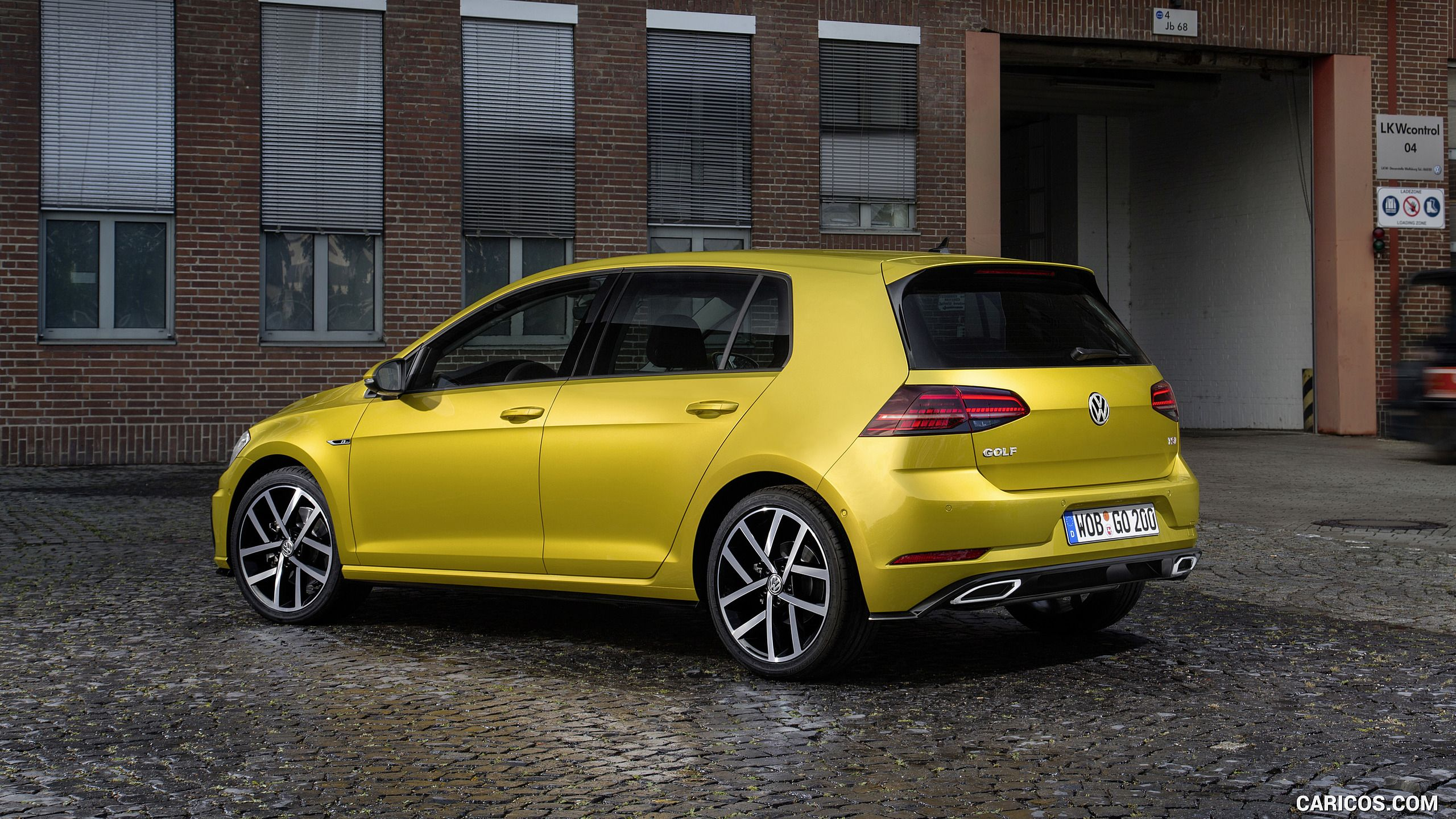 2017 volkswagen golf 7 facelift wallpaper   germany cars   pinterest