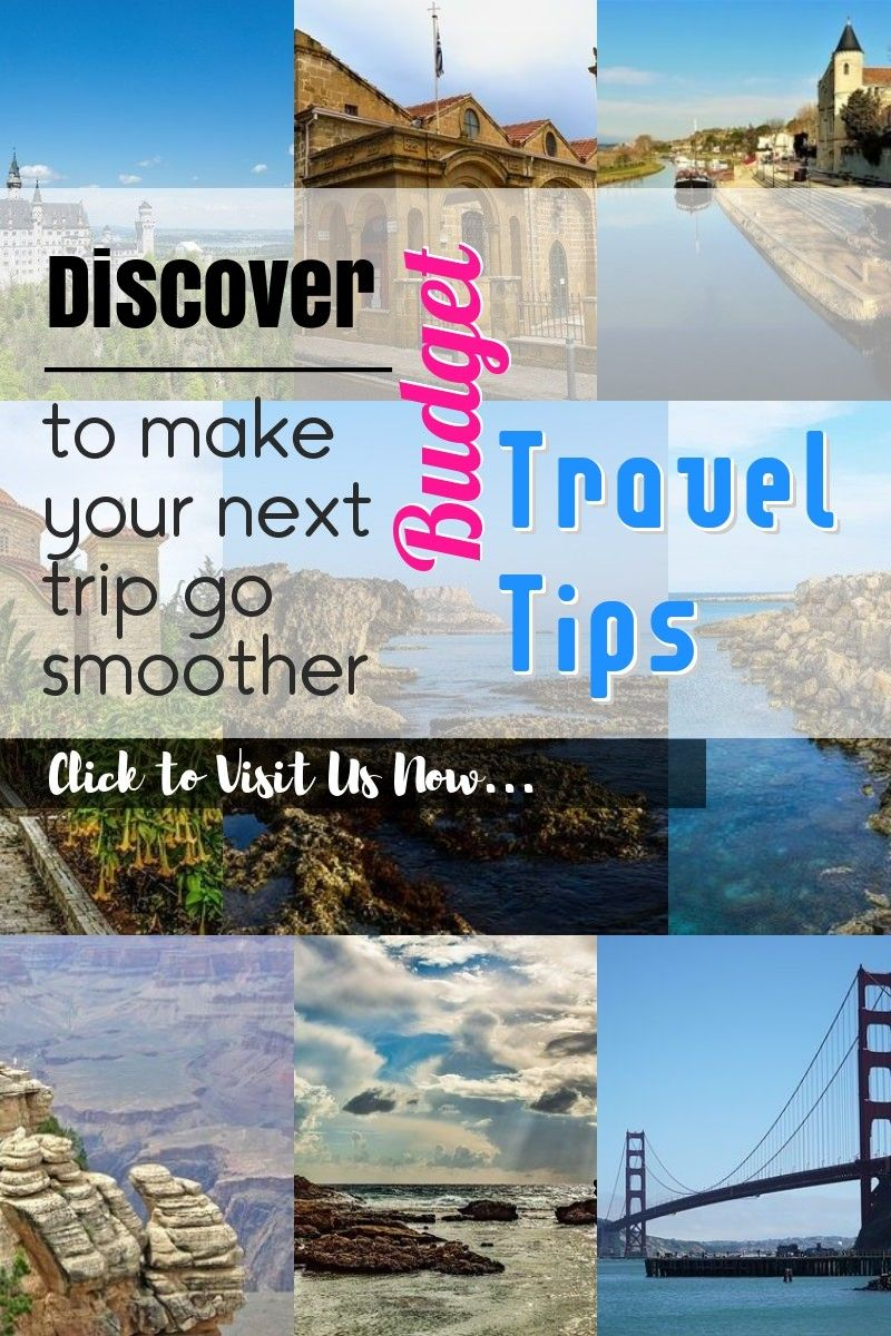 never have another bad trip again with these expert travel tips
