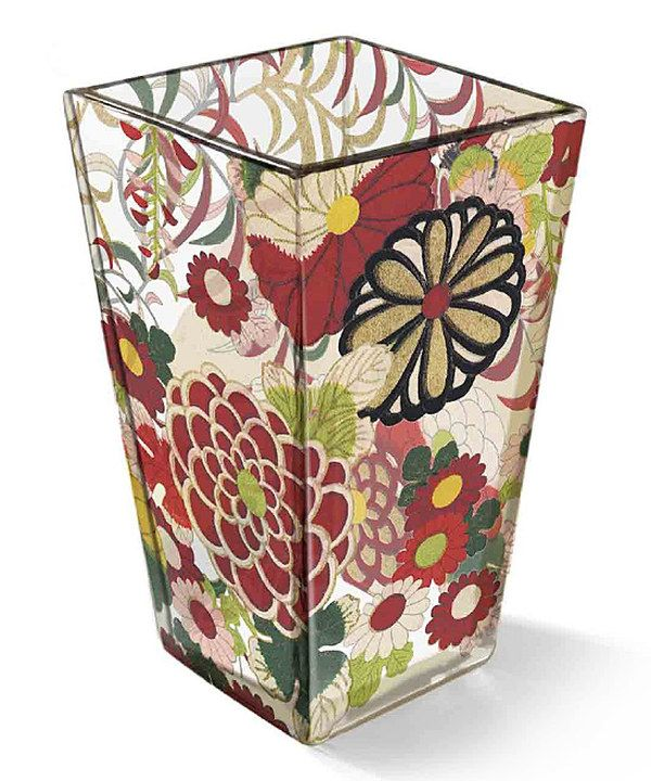This Kimono Shannon Vase By Fringe Studio Is Perfect Zulilyfinds
