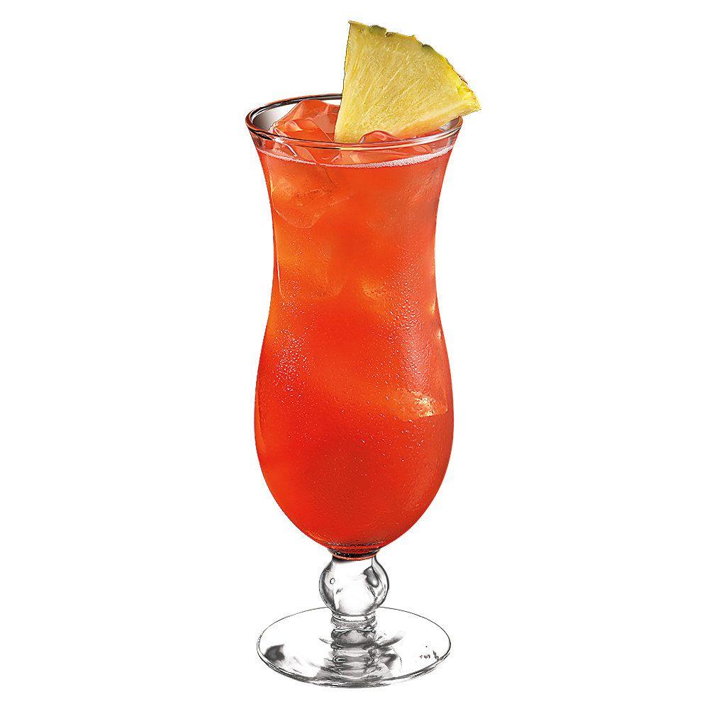Bacardí Hurricane Recipe Bacardi Dark Rum Cocktails Rum