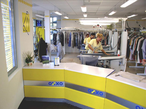 Oxxo Care Cleaners To Open In Downtown Miami Laundry Shop