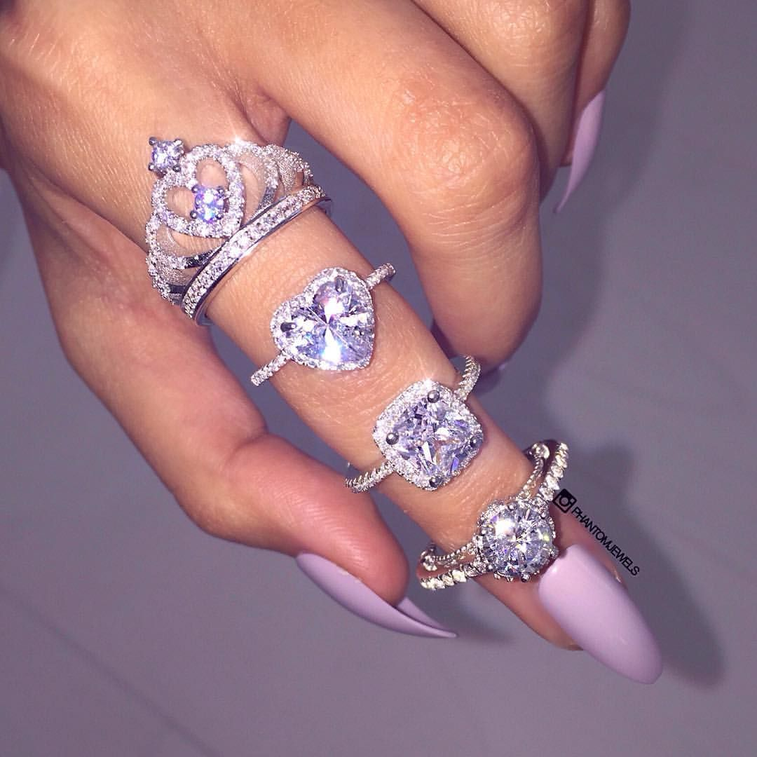 Pin by It\'s Barbie Biiittttccchhh💋 on Jewelry | Pinterest | Ring ...