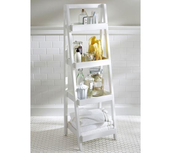 Floor-Standing Ladder | Pottery Barn | Dream home furnishings ...