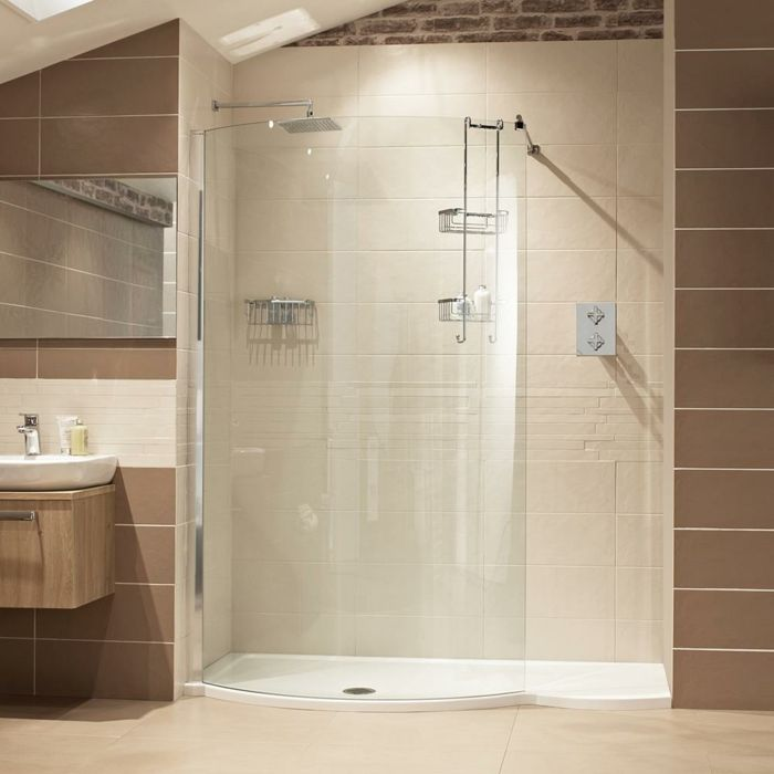 cabine de douche castorama en plexiglas carrelage beige dans la salle de bain moderne salles. Black Bedroom Furniture Sets. Home Design Ideas