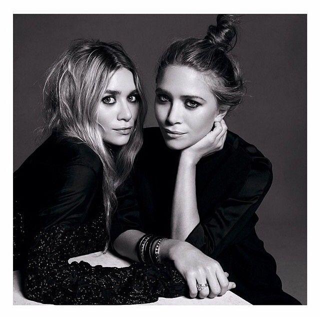 Resultado de imagem para Mary-Kate & Ashley Olsen marca de roupa