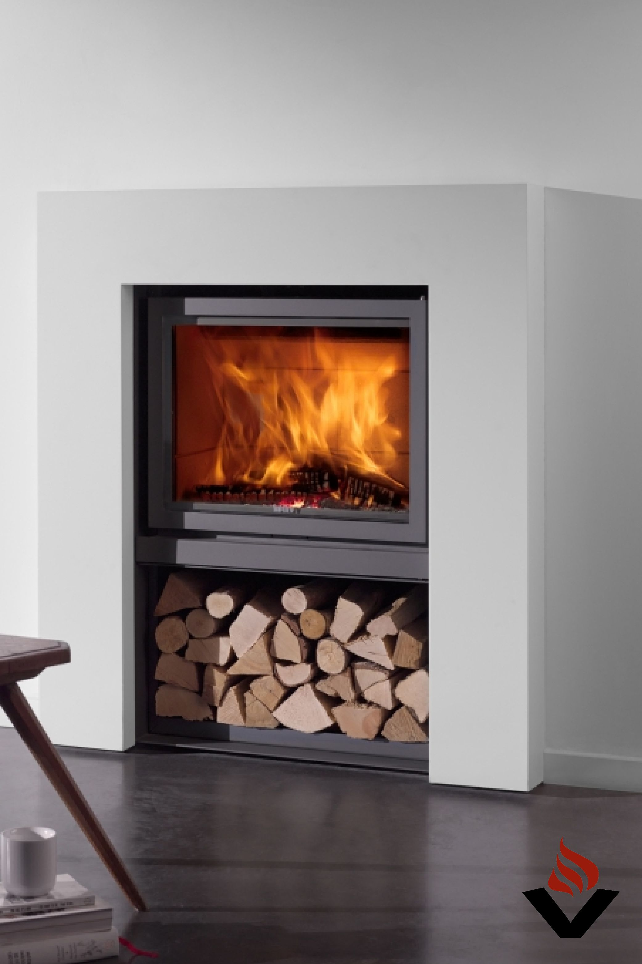 Stuv 16 Wood Zero Clearance Fireplace In 2021 Wood Fireplace Zero Clearance Fireplace Fireplace