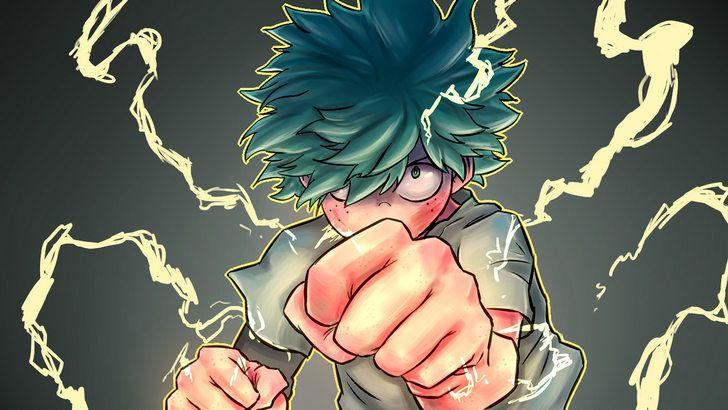 Izuku Midoriya My Hero Academia Wallpaper My Hero Boku No Hero Academia Hero