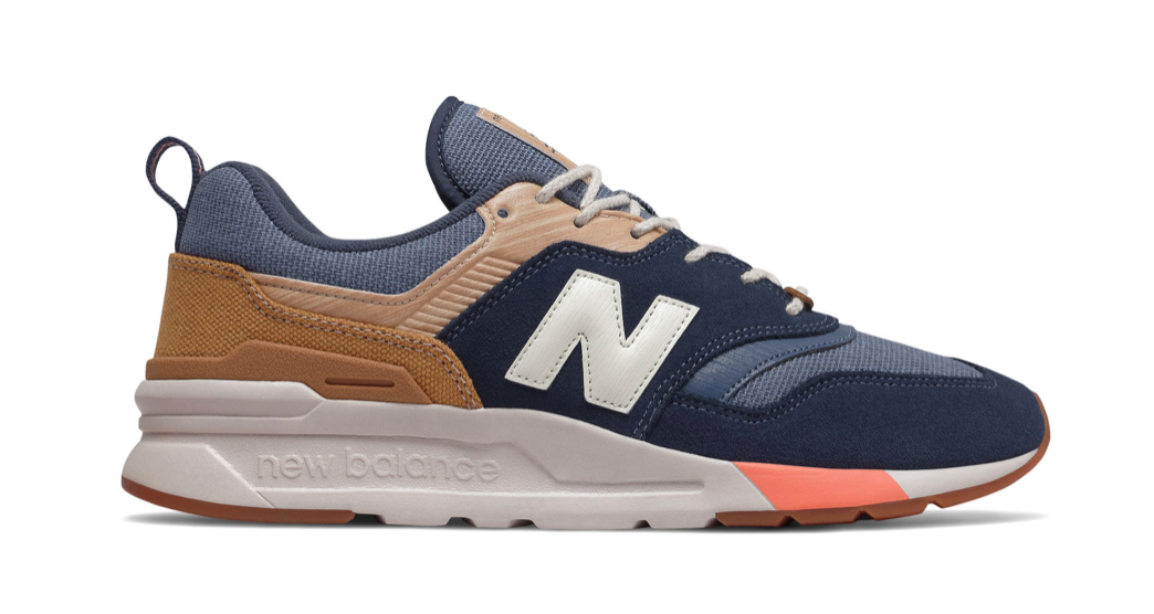 Kosciuszko Querer Máxima  The New Balance 997H Just Released In 2 New