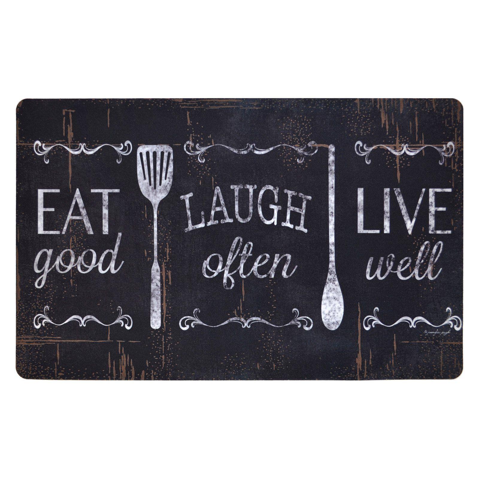 Whisk Designer Chef Dc17 Eat Good Kitchen Mat Anti Fatigue