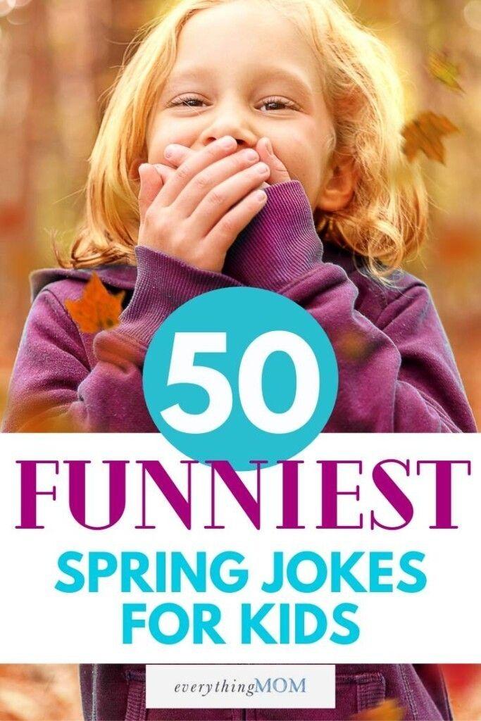 50 Funniest Spring Jokes for Kids | EverythingMom