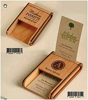 Laser Cut Business Cards