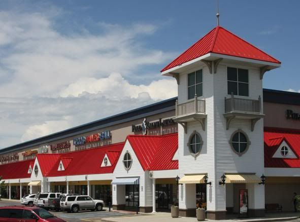 Tanger Outlet West Branch, MI