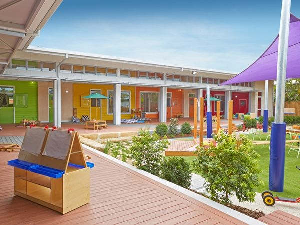 Child Care Centre Designed From Kid S Perspective But Uses