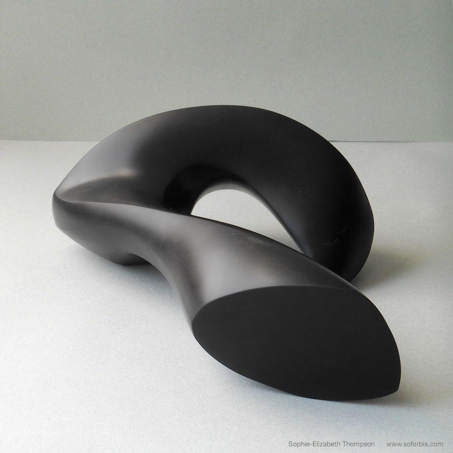 Sculpture, Black Sculpture, Barcelona, London, Interior