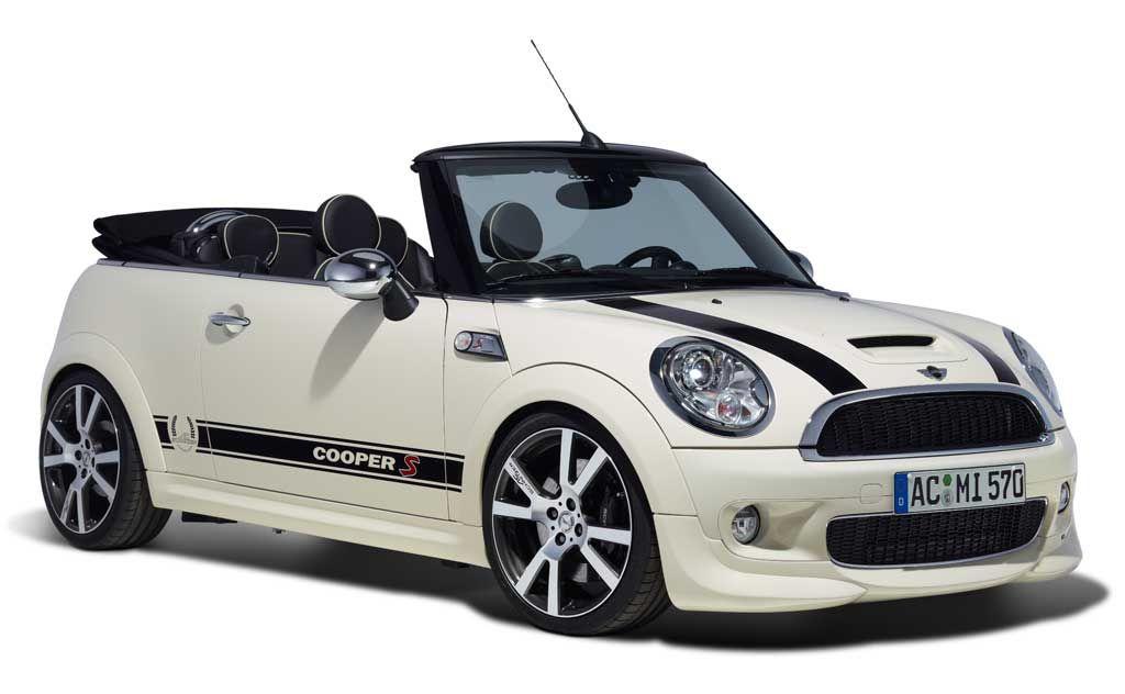 Ac Schnitzer Mini Cooper Cabrio Cars
