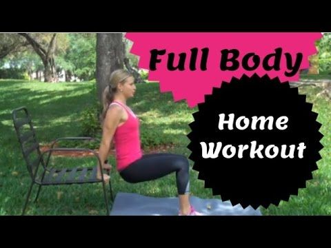 ▷ Full Body Workout At Home No Equipment Needed Such