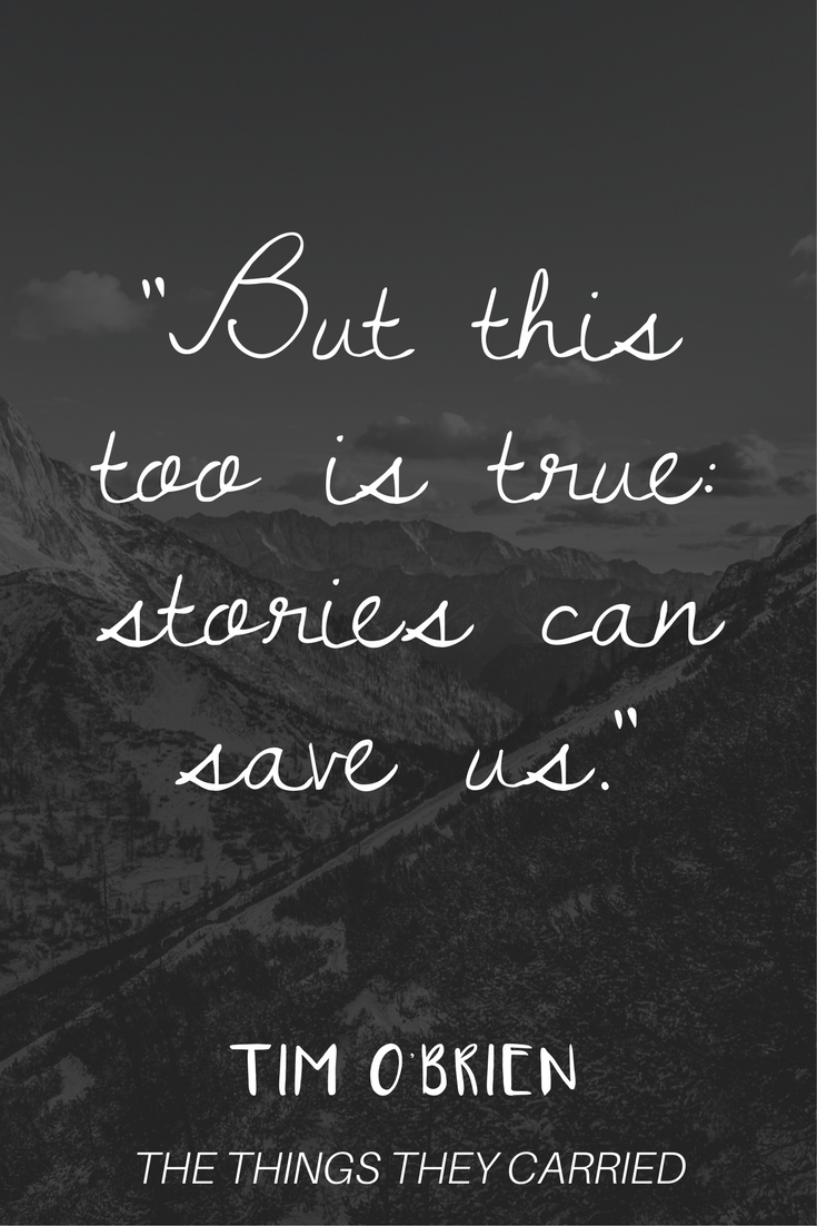 The Things They Carried Quotes 14 Quotes From Books About War