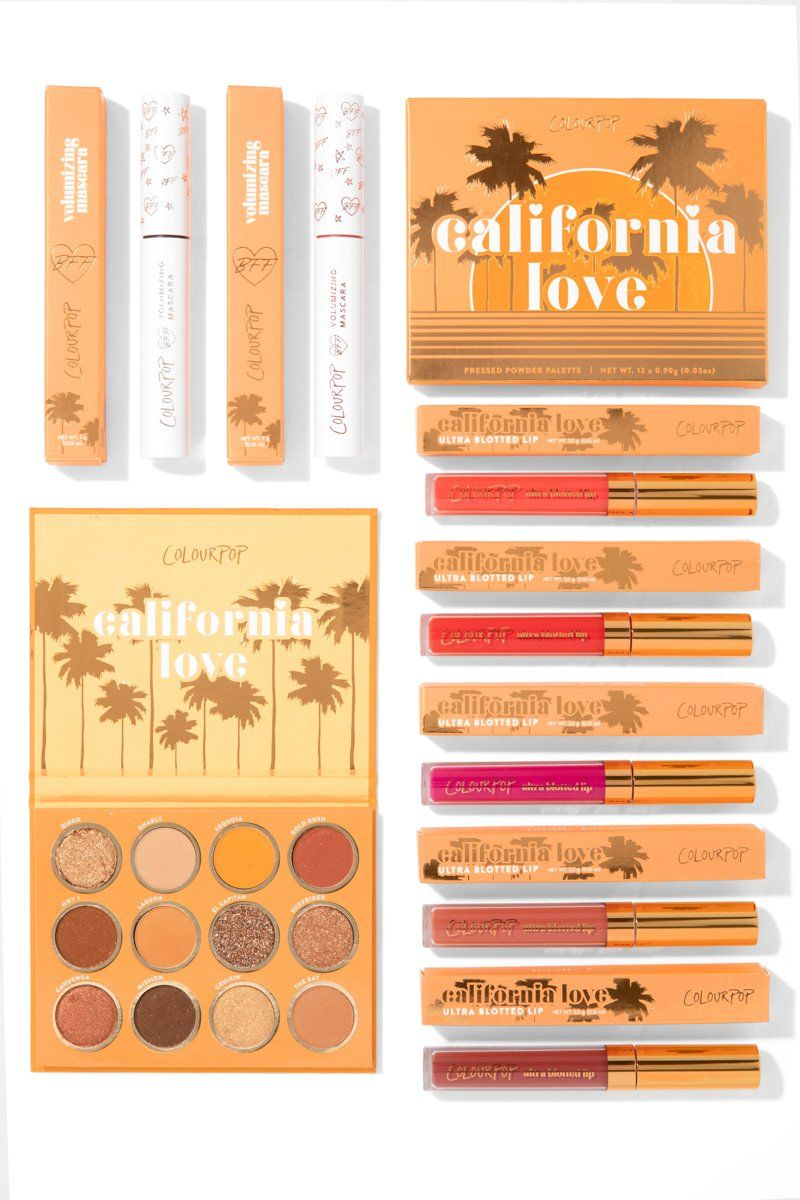 Pin by Colour Pop on Products you tagged California love