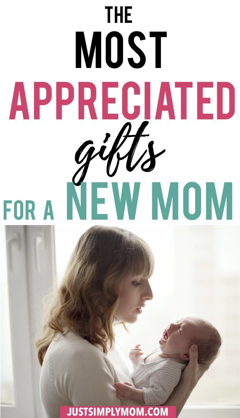 Give A New Mom A Gift That She Can Actually Use After A Woman