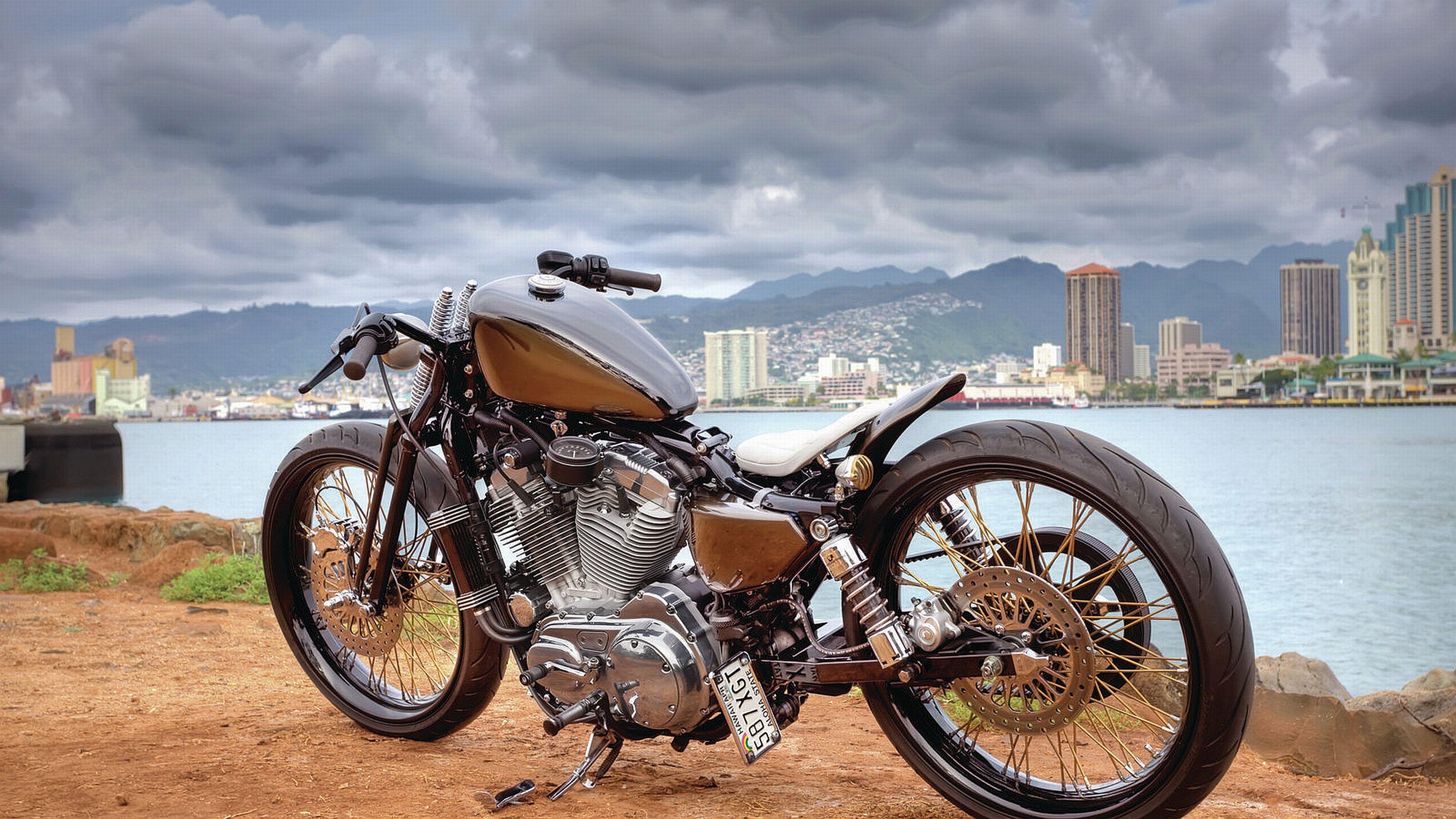 Harley Biker Wallpaper Harley Davidson Amazing Harley Bobber