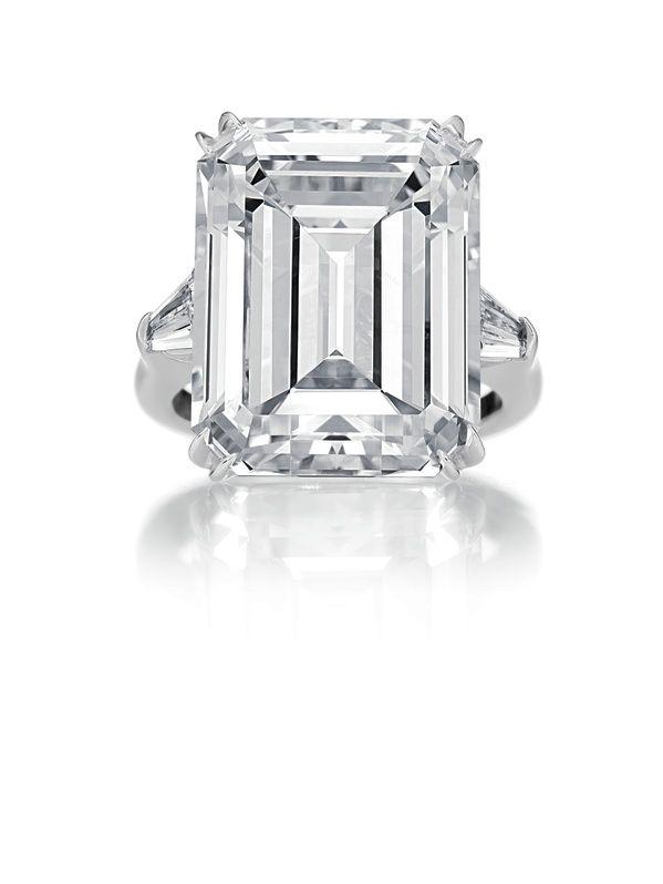 Harry Winston: The ultimate diamond ring!
