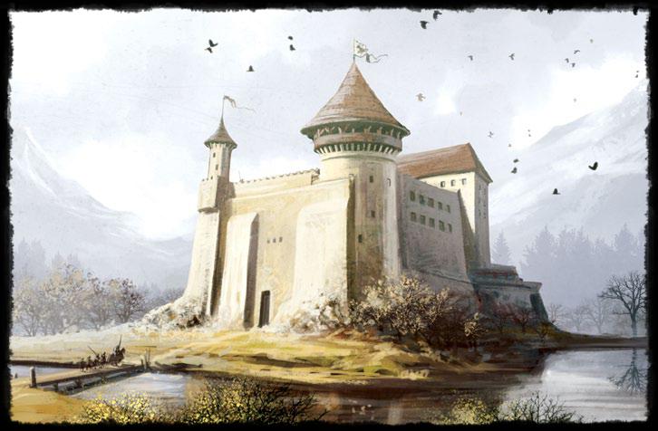 Juego De Tronos Castillos Y Ciudades Taringa Fantasy Art Landscapes A Song Of Ice And Fire Fantasy Castle