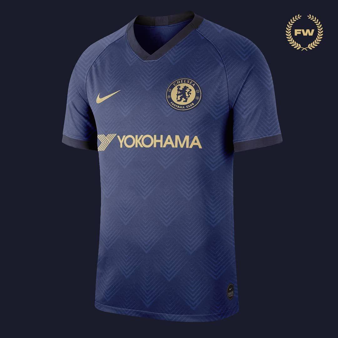 New Release Of 1819 Season Chelsea Home Soccer Kit Chelsea Chelseahomekit Chelseasoccerkit Chelseafootballshir Soccer Kits Chelsea Football Shirt Mens Tops