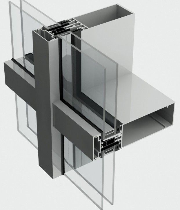 Curtain Walling Systems From Aluk Gb A Leading Manufacturer Of