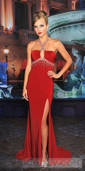 0dd3dd6091b scandalous. scandalous Red Formal Dresses ...