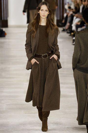 Ralph Lauren, New York Fashion Week, Herbst/Winter-Mode 2016/17 #autumninnewyork