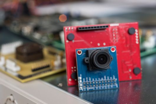 Georgia Techs low-power gesture recognizing camera is designed to always be on
