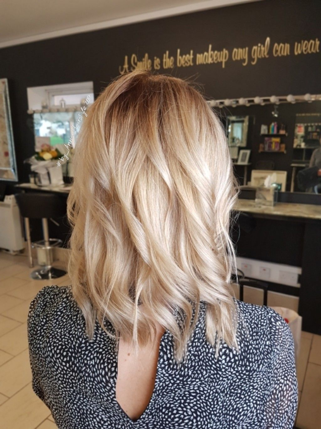Hottest blonde ombre hair colour brown with light bronze blonde