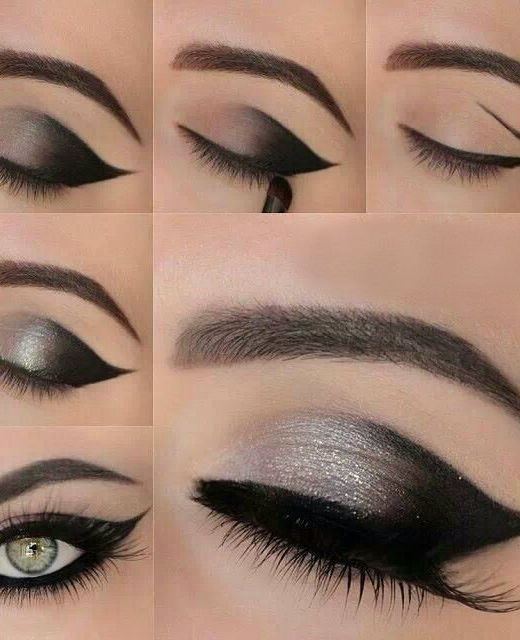 Makeup tutorials for beginners black